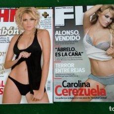Coleccionismo de Revistas y Periódicos: CAROLINA CEREZUELA. Lote 143210818