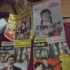 Coleccionismo de Revistas y Periódicos: REVISTA CANCIONERO. Lote 143211722