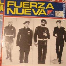 Coleccionismo de Revistas y Periódicos: FUERZA NUEVA 783 ENERO 1982 FALANGE FRANQUISMO. Lote 143340370