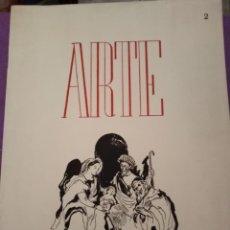 Coleccionismo de Revistas y Periódicos: ARTE REVISTA MENSUAL N 2 1945 BARCELONA. Lote 143414618