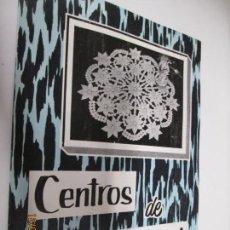 Coleccionismo de Revistas y Periódicos: CENTROS DE CROCHET Nº 1 - 1975.. Lote 143530386