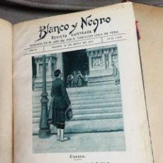 Coleccionismo de Revistas y Periódicos: RECOPILACION REVISTA ILUSTRADA BLANCO Y NEGRO, AÑO 1927. Lote 143611866