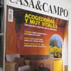 Coleccionismo de Revistas y Periódicos: CASA & CAMPO Nº 144. Lote 179518425