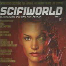 Coleccionismo de Revistas y Periódicos: SCIFIWORLD 45. Lote 143677702