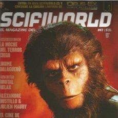Coleccionismo de Revistas y Periódicos: SCIFIWORLD 41. Lote 143677822