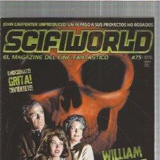 Coleccionismo de Revistas y Periódicos: SCIFIWORLD 75. Lote 143678086