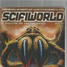 Coleccionismo de Revistas y Periódicos: SCIFIWORLD 77. Lote 143678162