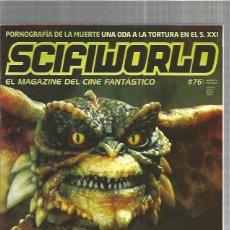 Coleccionismo de Revistas y Periódicos: SCIFIWORLD 76. Lote 143678242