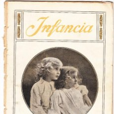 Coleccionismo de Revistas y Periódicos: REVISTA 1910: INFANCIA. Lote 143705266