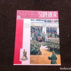 Coleccionismo de Revistas y Periódicos: ENCICLOPEDIA ESTUDIANTIL SUPERIOR. EDITORIAL CODEX (ARGENTINA) AÑOS 60. FASCÍCULO Nº 190. Lote 143705286