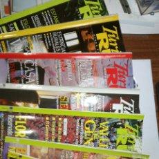 Coleccionismo de Revistas y Periódicos: REVISTAS TURISMO RURAL. Lote 143728790