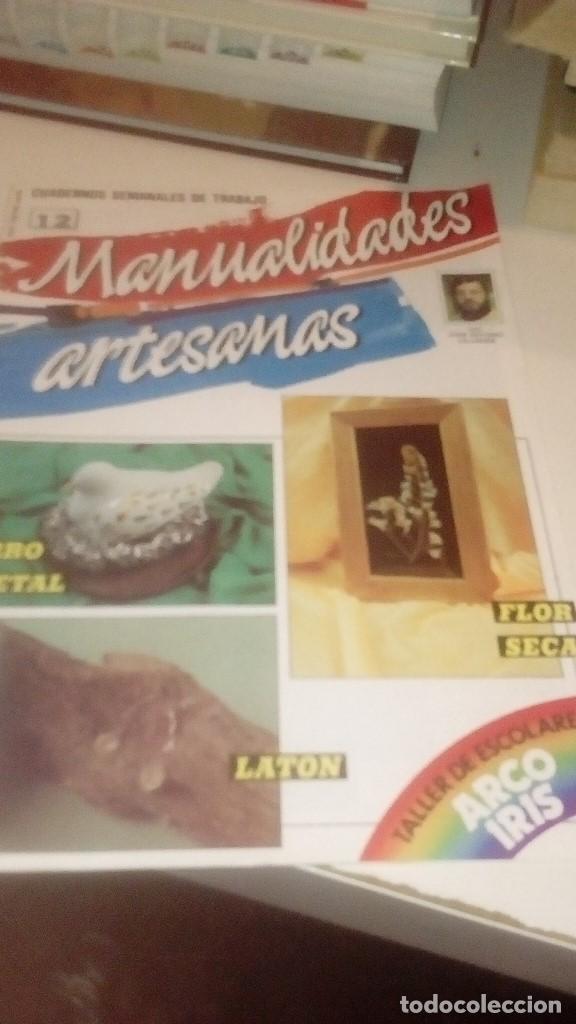 Coleccionismo de Revistas y Periódicos: G-XXU8U LOTE DE 11 REVISTAS MANUALIDADES ARTESANAS LOS DE FOTO - Foto 11 - 143747170