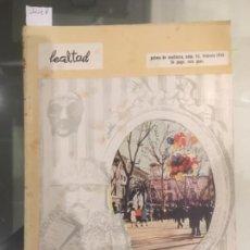 Coleccionismo de Revistas y Periódicos: LEALTAD, REVISTA GRAFICA BALEAR, MALLORCA, NUMERO 54, FEBRERO 1960. Lote 143817034