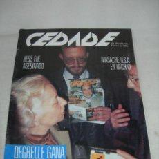 Coleccionismo de Revistas y Periódicos: REVISTA CEDADE Nº 158 DE FEBRERO DE 1988 - NACIONALSOCIALISTA -. Lote 143882966
