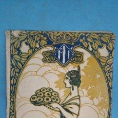 Coleccionismo de Revistas y Periódicos: REVISTA FALLERA, FALLERO FALLAS VALENCIA, LA FALLA 1924 NUMERO 1 , ORIGINAL , RF2. Lote 144240190