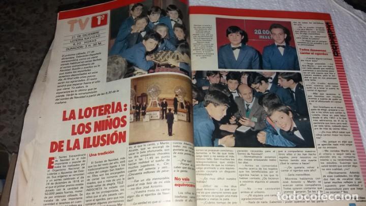 Coleccionismo de Revistas y Periódicos: Revista Tele indiscreta Teleindiscreta número 45 año 1984 COMIC equipo A - Foto 2 - 144241494