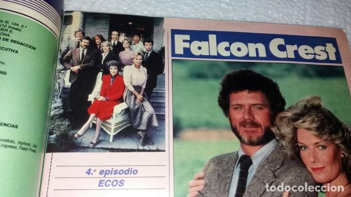 Coleccionismo de Revistas y Periódicos: Revista de Tele indiscreta Número 75 año 1986 coleccionable DINASTÍA los ricos también lloran basket - Foto 4 - 144336494