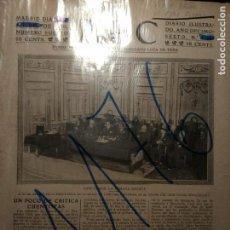 Coleccionismo de Revistas y Periódicos: EMILIA PARDO BAZAN. WENCESLAO FERNANDEZ FLOREZ. PERIODISMO. 1920.. Lote 143498442