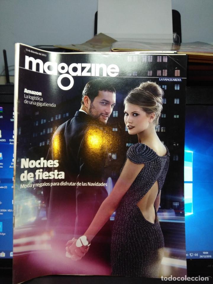 REVISTA MAGAZINE : KEANU REEVES + NEKO CASE + RAFAEL MONEO + AMAZON (Coleccionismo - Revistas y Periódicos Modernos (a partir de 1.940) - Otros)