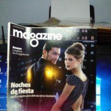 Coleccionismo de Revistas y Periódicos: REVISTA MAGAZINE : KEANU REEVES + NEKO CASE + RAFAEL MONEO + AMAZON. Lote 144734486