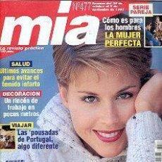 Coleccionismo de Revistas y Periódicos: REVISTA MIA N 477. Lote 144739734
