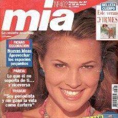 Coleccionismo de Revistas y Periódicos: REVISTA MIA N 402. Lote 144740462