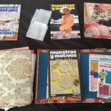 Coleccionismo de Revistas y Periódicos: REVISTAS DE LABORES DEL HOGAR. Lote 117354411