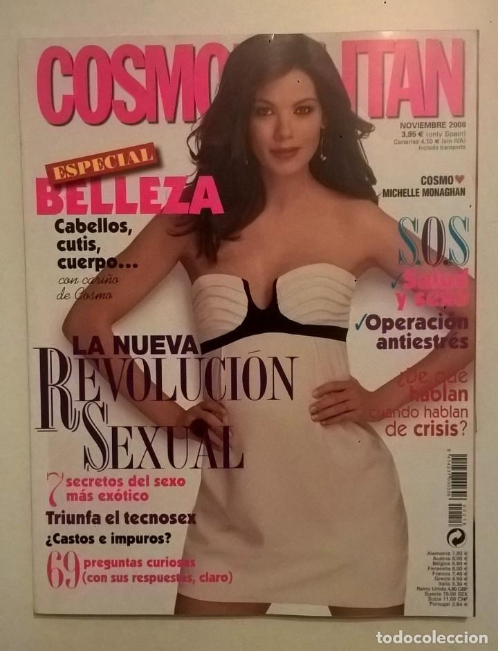 Coleccionismo de Revistas y Periódicos: LOTE DE 4 REVISTAS COSMOPOLITAN - AÑOS 2008 Y 2009 - Foto 7 - 144808354
