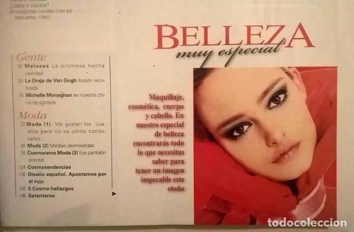 Coleccionismo de Revistas y Periódicos: LOTE DE 4 REVISTAS COSMOPOLITAN - AÑOS 2008 Y 2009 - Foto 9 - 144808354