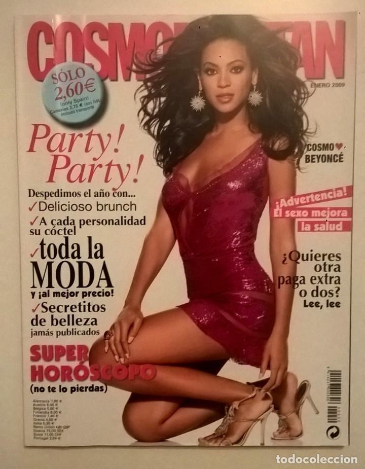 Coleccionismo de Revistas y Periódicos: LOTE DE 4 REVISTAS COSMOPOLITAN - AÑOS 2008 Y 2009 - Foto 13 - 144808354