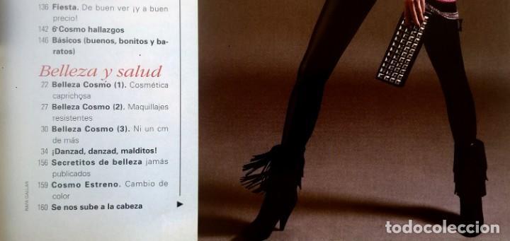 Coleccionismo de Revistas y Periódicos: LOTE DE 4 REVISTAS COSMOPOLITAN - AÑOS 2008 Y 2009 - Foto 18 - 144808354