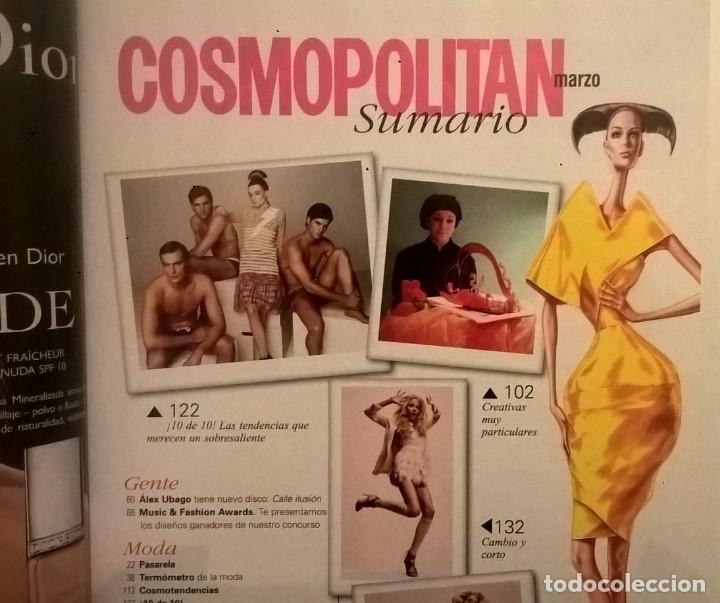 Coleccionismo de Revistas y Periódicos: LOTE DE 4 REVISTAS COSMOPOLITAN - AÑOS 2008 Y 2009 - Foto 20 - 144808354