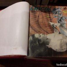 Coleccionismo de Revistas y Periódicos: ENCUADERNACIÓN REVISTA CHICAS. Lote 144845938