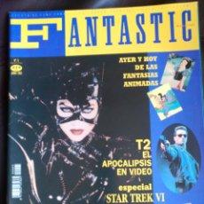 Coleccionismo de Revistas y Periódicos: FANTASTIC MAGAZINE Nº 5. Lote 144864930