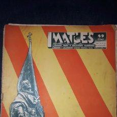 Coleccionismo de Revistas y Periódicos: IMATGES NÚMERO 14. Lote 144885133
