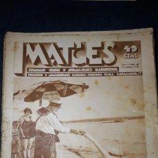 Coleccionismo de Revistas y Periódicos: IMATGES NÚMERO 16. Lote 144885442