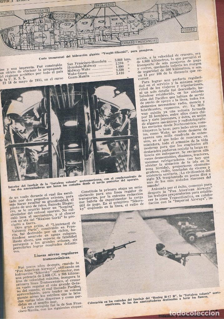 Coleccionismo de Revistas y Periódicos: REVISTA EL MUNDO NÚMERO 40 VER EXPLICACIÓN DE FOTOGRAFÍAS - Foto 4 - 144997654