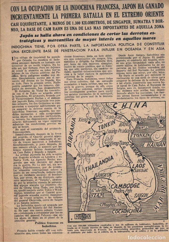 Coleccionismo de Revistas y Periódicos: REVISTA EL MUNDO NÚMERO 66 VER EXPLICACIÓN DE FOTOGRAFÍAS - Foto 3 - 145008382