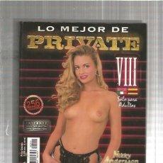 Coleccionismo de Revistas y Periódicos: LO MEJOR DE PRIVATE VIII + 5 DVD X DE REGALO. Lote 145055914