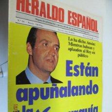 Coleccionismo de Revistas y Periódicos: HERALDO ESPAÑOL Nº 54 . MAYO 1981 . Lote 145125858