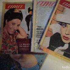 Coleccionismo de Revistas y Periódicos: 5 REVISTAS AMA. Lote 145126762
