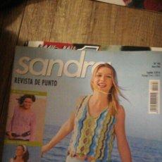 Coleccionismo de Revistas y Periódicos: REVISTA SANDRA 193 * REVISTA DE PUNTO * VERANO * 46. Lote 176406172