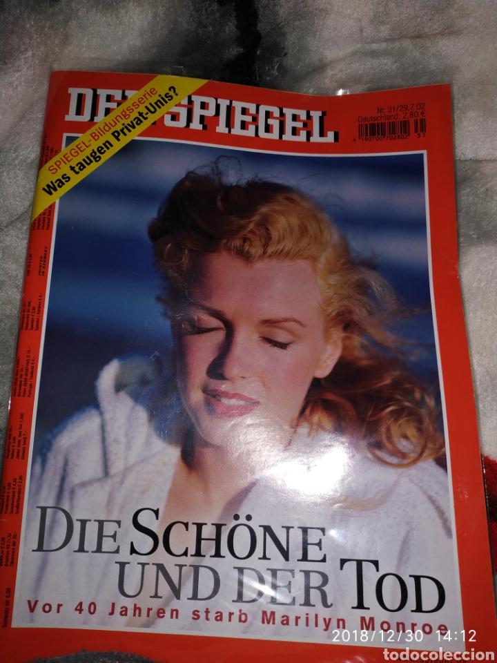 DER SPIELGEL N31 JULIO 2002 ALEMANIA (Coleccionismo - Revistas y Periódicos Modernos (a partir de 1.940) - Otros)