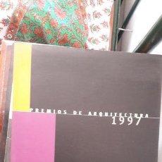 Coleccionismo de Revistas y Periódicos: PREMIOS ARQUITECTURA 1997. COLEGIO OFICIAL DE ARQUITECTOS DE ANDALUCÍA OCCIDENTAL. Lote 145419182