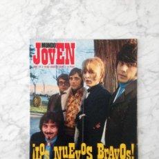 Coleccionismo de Revistas y Periódicos: MUNDO JOVEN - 1969 - LOS BRAVOS, ENDRIGO, RINGO STARR, RAIMON. Lote 145423734