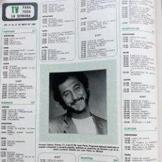 Coleccionismo de Revistas y Periódicos: JUAN PARDO . Lote 145450326