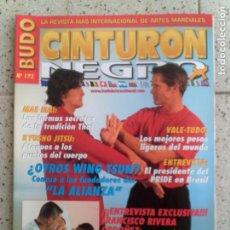 Coleccionismo de Revistas y Periódicos: REVISTA CINTURON NEGRO N,172 . Lote 145902470