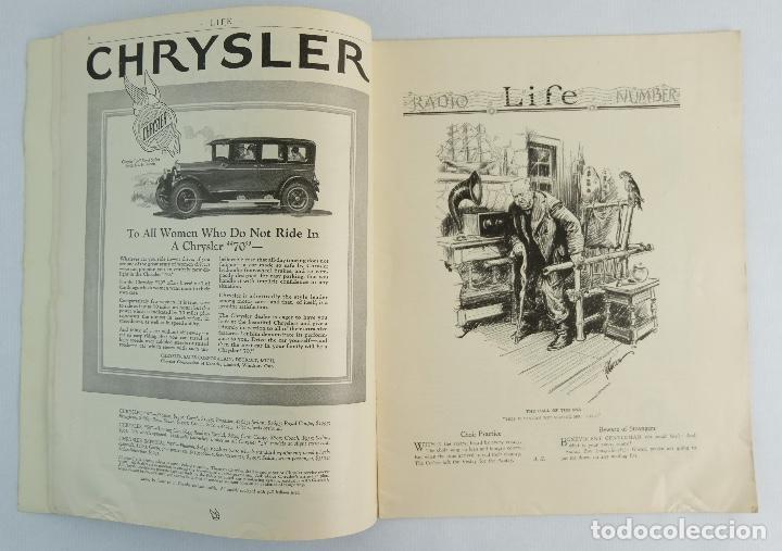 Coleccionismo de Revistas y Periódicos: Revista Life, Marzo 1926 - Foto 7 - 146004942