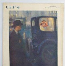 Coleccionismo de Revistas y Periódicos: REVISTA LIFE, MAYO 1920. Lote 146005018