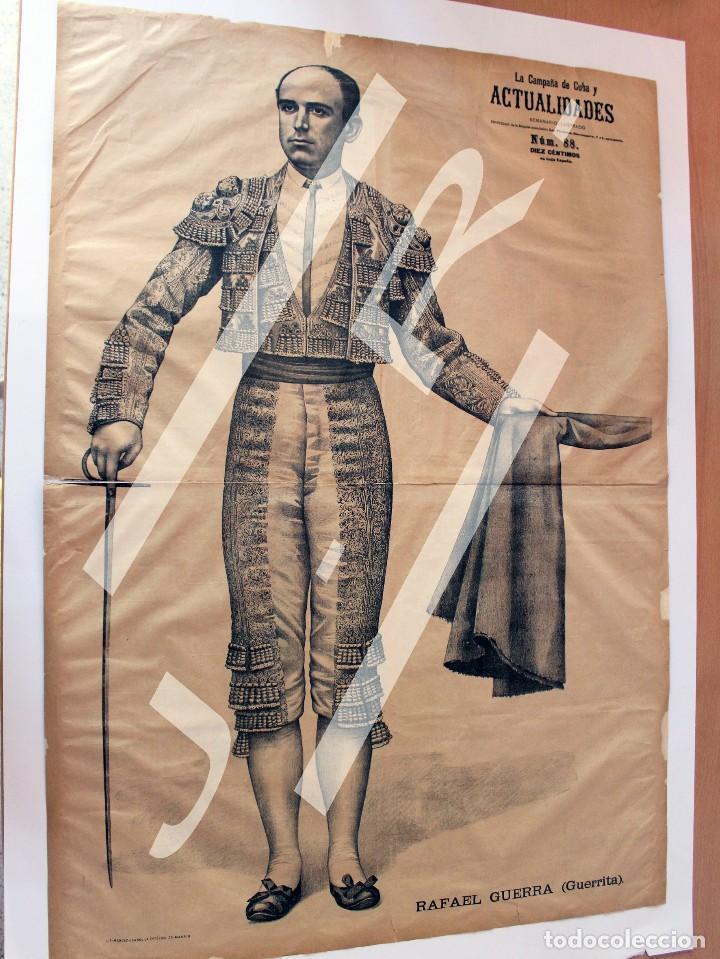 Coleccionismo de Revistas y Periódicos: Semanario La Campaña de Cuba y Actualidades. - Foto 12 - 146074642